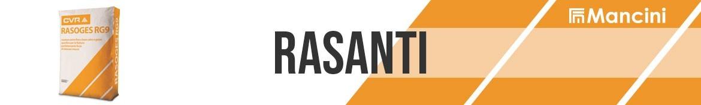 Flli Mancini | Prodotti CVR - Rasanti