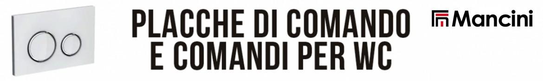 Flli Mancini   Placche di comando per WC Geberit