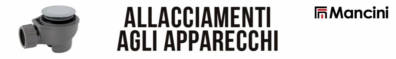 Flli Mancini | Allacciamenti agli apparecchi Geberit