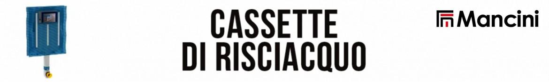 Flli Mancini | Cassette di risciacquo ad incasso ed esterne Geberit