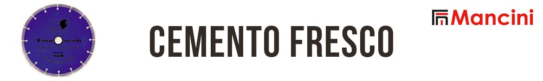 Flli Mancini | Dischi Cemento Fresco Turbodiam