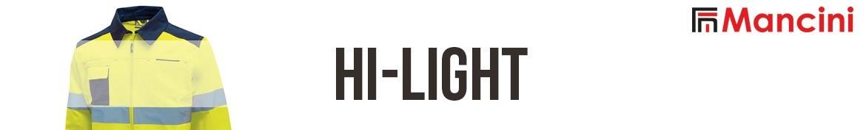 HI-LIGHT GARANTISCE SICUREZZA, ABBIGLIAMENTO FLUO REFLEX